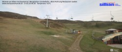 Archiv Foto Webcam Bergstation Gondelbahn in Sillian 00:00