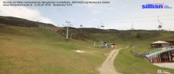 Archiv Foto Webcam Bergstation Gondelbahn in Sillian 04:00