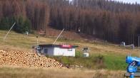 Archived image Webcam Hexenritt mountain restaurant 04:00