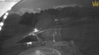Archiv Foto Webcam Talstation am Zahmen Kaiser 18:00
