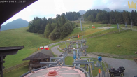 Archiv Foto Webcam Talstation am Zahmen Kaiser 02:00