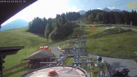 Archiv Foto Webcam Talstation am Zahmen Kaiser 04:00