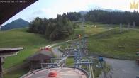 Archiv Foto Webcam Talstation am Zahmen Kaiser 10:00