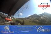 Archiv Foto Webcam Cinderella Hotel Obertauern 04:00