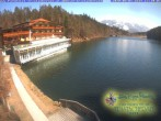 Archived image Webcam View of the Tristachersee 06:00