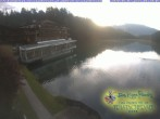 Archived image Webcam View of the Tristachersee 00:00