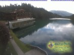 Archived image Webcam View of the Tristachersee 08:00