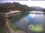 Archived image Webcam View of the Tristachersee 10:00