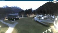 Archiv Foto Webcam Campingplatz am Achensee 01:00