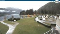 Archiv Foto Webcam Campingplatz am Achensee 03:00