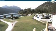 Archiv Foto Webcam Campingplatz am Achensee 02:00