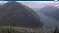 Archiv Foto Webcam Pertisau / Achensee 04:00