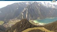 Archiv Foto Webcam Panorama vom Rofan 04:00