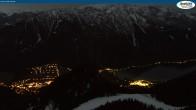 Archiv Foto Webcam Panorama vom Rofan 01:00