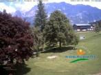 Archiv Foto Webcam Ramsau am Dachstein: Golfplatz am Kobaldhof 06:00