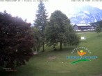 Archiv Foto Webcam Ramsau am Dachstein: Golfplatz am Kobaldhof 08:00