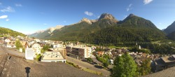 Archived image Webcam Grisons, Scuol 10:00