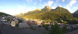 Archived image Webcam Grisons, Scuol 12:00