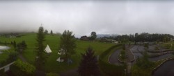 Archived image Webcam Morschach: Swiss Holiday Park 00:00