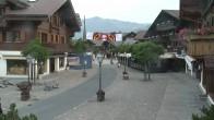 Archiv Foto Webcam Promenade in Gstaad 00:00