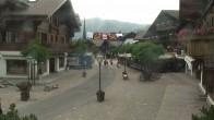 Archiv Foto Webcam Promenade in Gstaad 12:00
