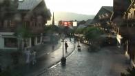 Archiv Foto Webcam Promenade in Gstaad 14:00