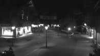 Archived image Webcam Promenade in Gstaad 18:00