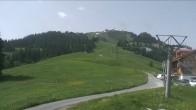 Archiv Foto Webcam Rinderberg - Eggweid 04:00