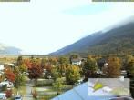 Archived image Webcam Prato Allo Stelvio – View Camping Area 08:00