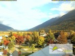 Archived image Webcam Prato Allo Stelvio – View Camping Area 10:00