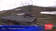 Archived image Webcam Top station Smaragdbahn gondola 10:00