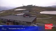 Archived image Webcam Top station Smaragdbahn gondola 12:00