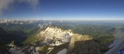 Archived image Webcam Switzerland: Säntis (2502 m) 02:00
