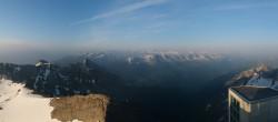 Archived image Webcam Switzerland: Säntis (2502 m) 00:00