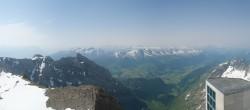 Archived image Webcam Switzerland: Säntis (2502 m) 04:00