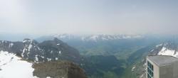 Archived image Webcam Switzerland: Säntis (2502 m) 06:00