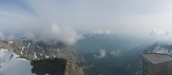 Archived image Webcam Switzerland: Säntis (2502 m) 12:00