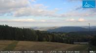 Archiv Foto Webcam Panorama - Bergstation Jauerling 10:00