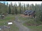 Archived image Webcam Galsterberg ski resort: Galsterbergalmhütte 06:00