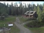 Archived image Webcam Galsterberg ski resort: Galsterbergalmhütte 12:00