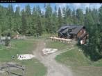 Archived image Webcam Galsterberg ski resort: Galsterbergalmhütte 04:00