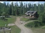 Archived image Webcam Galsterberg ski resort: Galsterbergalmhütte 10:00