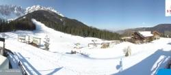 "Archived image Webcam Sexten Dolomites: ""Skiberg Haunold"" 04:00"