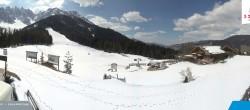 "Archived image Webcam Sexten Dolomites: ""Skiberg Haunold"" 08:00"