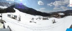 "Archived image Webcam Sexten Dolomites: ""Skiberg Haunold"" 10:00"