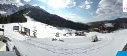 "Archived image Webcam Sexten Dolomites: ""Skiberg Haunold"" 12:00"