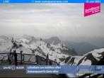 Archived image Webcam Schilthorn (2.970 m) 10:00