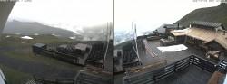 Archived image Webcam Davos: Mountain restaurant Chalet Güggel 06:00