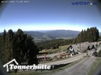 Archiv Foto Webcam Steiermark, Tonnerhütte 04:00