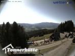 Archiv Foto Webcam Steiermark, Tonnerhütte 08:00
